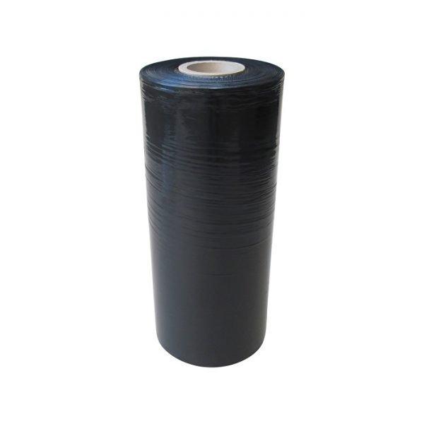 Machine-Wrap-Cast-25um-Black - Pallet-Wrap-Machine-Black