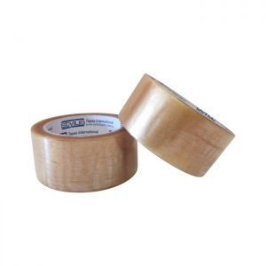 Packaging-Supplies - Tape-Rubber-Solvent-48mm-Clear-2