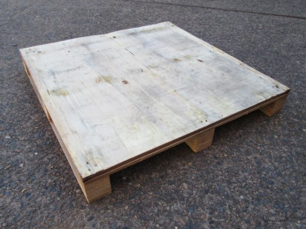 Pallets-Assorted - Plywood-Pallet-1100x1100x145mm