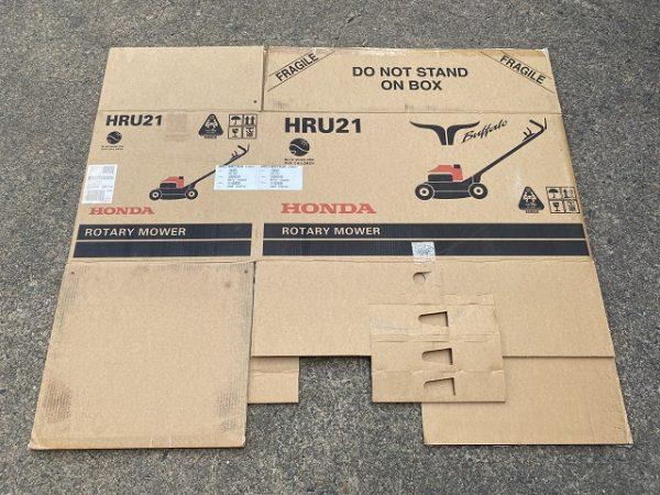1085x595x560-Honda-HRU21 - Honda-HRU21-Flatpacked